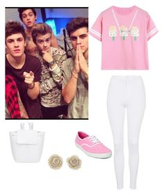 """""""With the Omaha baes"""" by leila-hussain ❤ liked on Polyvore"""