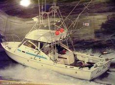 Un clásico para la pesca de altura, el Bertram 31. Este es de 1972.