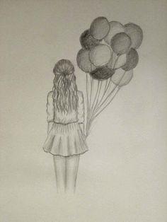 Pencil drawings, art inspiration drawing и anime drawings sketches. Easy Pencil Drawings, Sad Drawings, Girly Drawings, Anime Drawings Sketches, Art Drawings Sketches Simple, Disney Drawings, Drawing Disney, Tattoo Drawings, Draw On Photos