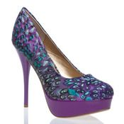 peacock shoes.. these sold out so fast on shoedazzle before I could get them :(