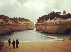 Great idea for a travel journal/diary: How to Do the Great Ocean Road From Melbourne in 4 Days @jjash