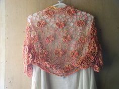 beautiful Silk Bolero .