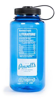 nalgene literature contents Powells
