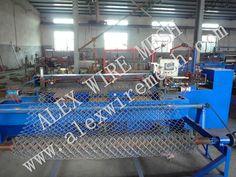 Chain Link Fence Machine http://www.alexwiremesh.com/chain-link-fence-machine.html  ALEX WIRE MESH CO., LIMITED Alex Zhu (Manager) Skype: alex150288 Wechat: 68090199 QQ: 68090199 Phone: +86-150-2881-7323 Whatsapp: +86-150-2881-7323 Email: manager@alexwiremesh.com Website: http://www.alexwiremesh.com Facebook: https://www.facebook.com/AlexWireMeshCoLtd
