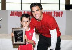 Francesc Fabregas  #arsenal #football #soccer #fabregas