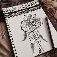 Shared by Na. Find images and videos on We Heart It - the app to get lost in what you love. : Shared by Na. Find images and videos on We Heart It - the app to get lost in what you love. Mandala Doodle, Mandala Art Lesson, Mandala Artwork, Easy Mandala Drawing, Art Drawings Sketches Simple, Pencil Art Drawings, Croquis Mandala, Stylo Art, Doodle Art Drawing