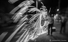 Pirotecnia ilumina a noite do sertão | cliques da abertura de #AmoresRoubados | TV Globo |