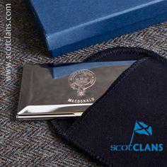 MacDonald Clan Crest