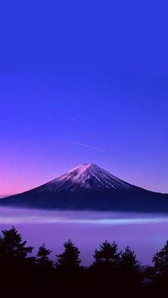 Fuji Mount - Beauty and Beauties Landscape Wallpaper, Nature Wallpaper, Landscape Photography Tips, Nature Photography, Monte Fuji Japon, Beautiful World, Beautiful Places, Fuji Mountain, Mont Fuji