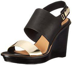 Calvin Klein Women's Perdita Wedge Sandal