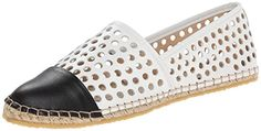 LOEFFLER RANDALL Women's Mara Perforated Espadrille Sandal