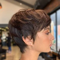 Short Haircuts for Women with Fine Hair 2019 Layered Short Haircuts for Women with Fine Hair 2019 - - Short Hairstyles - Hairstyles Short Haircuts for Women with Fine Hair 2019 - - Short Hairstyles - Hairstyles 2019 New Short Haircuts, Short Shag Hairstyles, Haircuts For Fine Hair, Trending Hairstyles, Short Hairstyles For Women, Girl Haircuts, Short Hair Cuts For Women, Pixies, Hair Trends