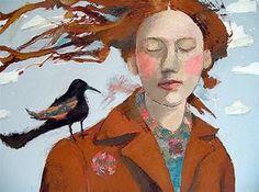 Scottish painter Catriona Millar