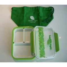 BENTO BOX: 650ml Lunch Box Bento Box with a Green Bag, Amazon $21.90 (free shipping) ~ fits flat (with a milk carton on top) inside Sachi Fashion Insulated Lunch Bag, http://www.amazon.com/Sachi-Fashion-Insulated-Lunch-Circles/dp/B002RN7XPI/ref=pd_sim_k_5 Amazon $18.95 (free shipping)