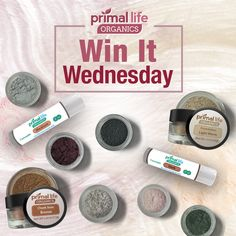 Don't miss this week's Win It Wednesday! Enter now: http://vyper.io/c/2299   This week, we're giving away an Ultimate Makeup Package, which includes Foundation, Cheek Stain, Lid Stain, and a set of four professional makeup brushes.  *Contest closes Friday, 10/20 at 11 am EST. Winner will be notified via email. For official rules, refer to Terms and Conditions on our website. #organicmakeup