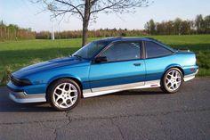1989 Chevrolet Cavalier Z24 2-Door Coupe