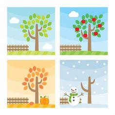 temps saisons