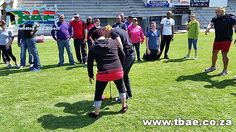 SAPD Strand Corporate Fun Day team building event in Strand, facilitated and coordinated by TBAE Team Building and Events Rugby Club, Team Building Events, Good Day, Sports, Fun, Buen Dia, Hs Sports, Good Morning, Hapy Day