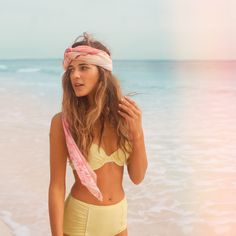 Get wrapped up in a beach scarf! #Aerie