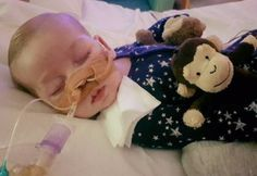 Fate of terminally ill British baby sparks global debate