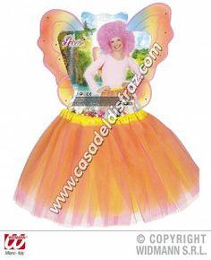 Disfraz de Hada para niñas. #DisfracesDivertidos #Disfraces #Carnaval www.casadeldisfraz.com Princesas Disney, Princess Zelda, Fictional Characters, Fairies, Fantasy Characters