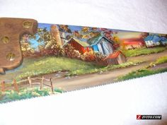 free images to paint on sawblades | Oil Paintings on Hand Saws, Round Saw Blades, Agate Stone, Glassware ...