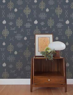 After Chinterwink #wallpaper #coveredwallpaper #modernwallpaper #paperyourwalls #design #homedecor #home #decor #modern