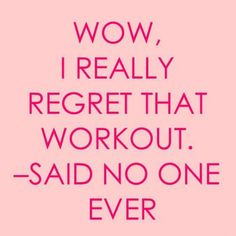 No excuse not to get your workout in today!