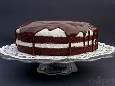 turos csokis torta