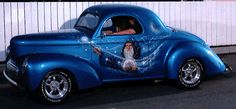 Antique & Collectible Autos :: 40/41 Willys Coupe