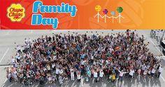 Chupa Chups celebró una jornada de Family Day destinada a que el equipo que trabaja en Sant Esteve de Sesrovires mostrara su lugar de trabajo a su familia