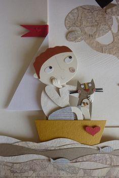 Caderno de Recortes: História de Amor #3