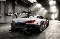 IAA 2017: BMW M8 GTE für Comeback in Le Mans vorgestellt