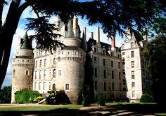 Château de Brissac - Loire Valley - France