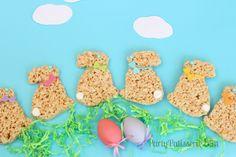 Bunny Rice Krispie T