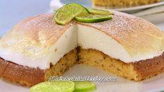 Receita de TARTE de LIMA MERENGADA - NR Entertain Mini Cheesecake, Desserts, Food, Bon Appetit, Snow White, Dessert Food, Ideas, Meringue, Food Cakes