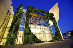 Green wall - archdaily.com