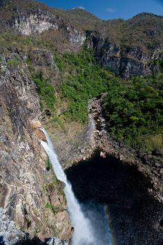 Chapada dos Veadeiros National Park II, Alto Paraíso de Goiás by Visit Brasil, via Flickr