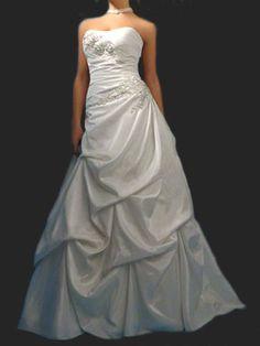"New Original ""Alfred Angelo"" Wedding Gown Size 10 | eBay"