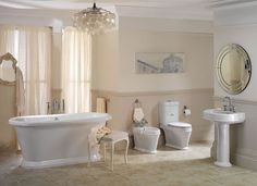 Antique bathroom ideas vintage bathroom decorating ideas image of vintage bathroom tile ideas vintage style bathroom . Bathroom Toilet Decor, Vintage Bathroom Sinks, Silver Bathroom, Victorian Bathroom, Bathroom Furniture, Bathroom Ideas, Bath Ideas, Bathrooms Decor, Luxury Bathrooms