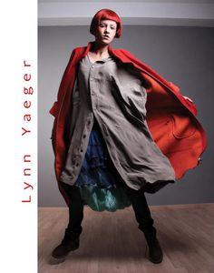 Fashion Icone : Lynn Yaeger
