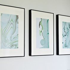 9 Paper Marbling Tutorials That Youve Been Waiting For