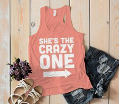 Mad Over Shirts Stayed Out All Night Freaking Wild Quote Unisex Premium Tank Top