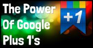The Power Of Google +1′s | Get Social For Business with Sue & Dan Worthington