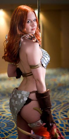 Red Sonja CosPlay by AlisaKiss