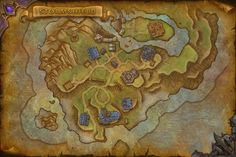 Storm Shield WoW Map Here are some of the best World of Warcraft Alliance pics I could find online.