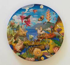 "Saatchi Art Artist Gavin Lavelle; Painting, ""Super-dream"" #art"