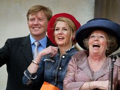 I reali by franz Beautiful Smile, Beautiful People, Dutch Royalty, Three Daughters, Queen Maxima, Royal House, Weekend Fun, Netherlands, Funny Pictures