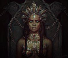 Akasha by LoranDeSore on DeviantArt