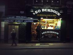 Leo Burdocks chipper